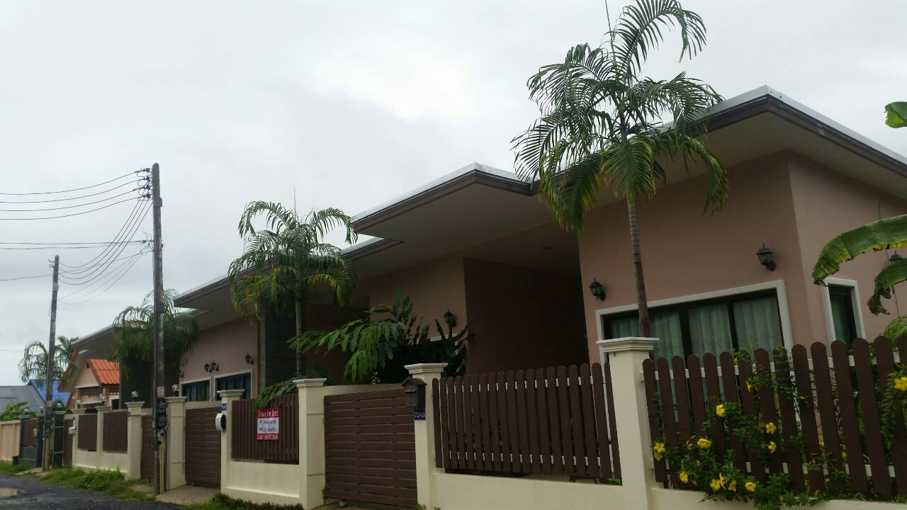 A 2 bed fully furnished house for rent in Rawai
