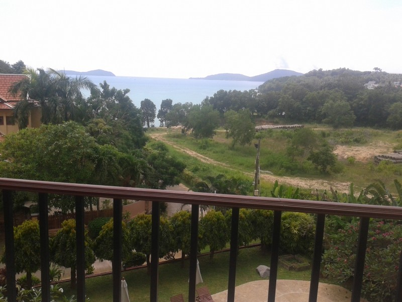 Sea view condos for rent in Rawai