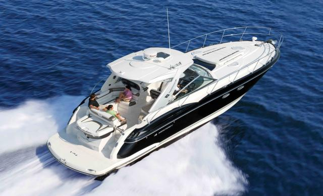 198k Euro - 41 ft Motor Yacht, Monterey 415SY (2012 year)