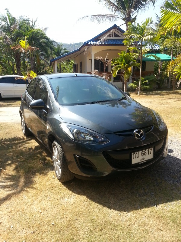 2012 Mazda 2 1.5 Sports Groove AT, Hatchback Norwegian owner