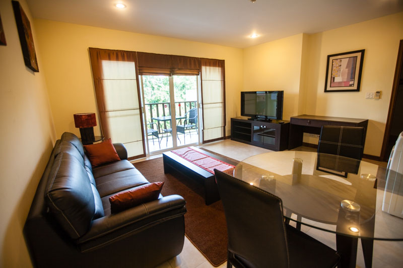 Great 55 sqm apartment for rent 20,000/months just 80 m from
