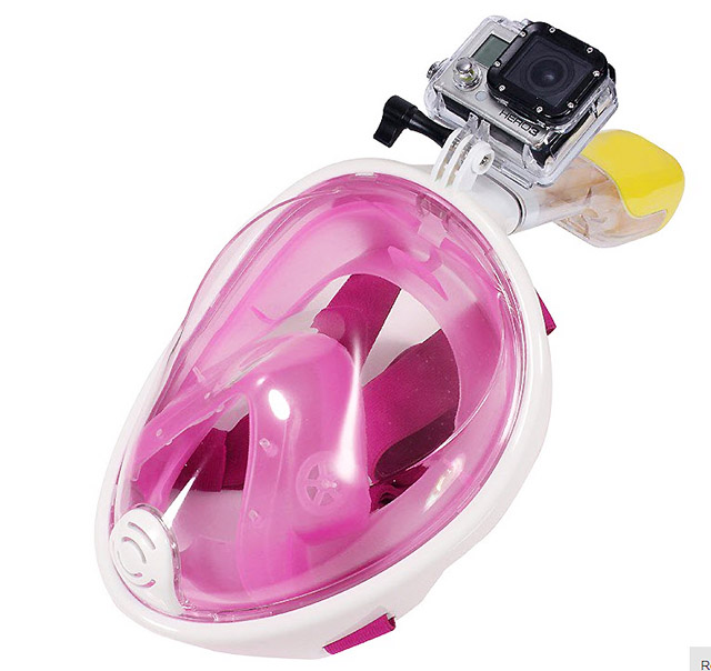 NEOPine Full Face Snorkeling Mask