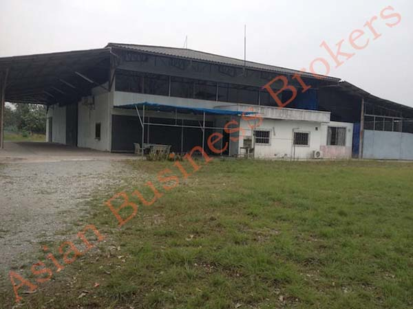 1202009 Warehouse, Bypass Road, Chonburi Freehold