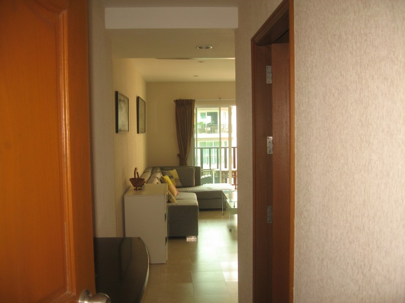 50 meters from beach, Quality Jomtien Sea View 1 Bed
