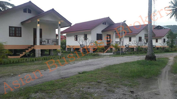 6705001 Bungalows on 10 Rai Land for Rent Koh Phangan