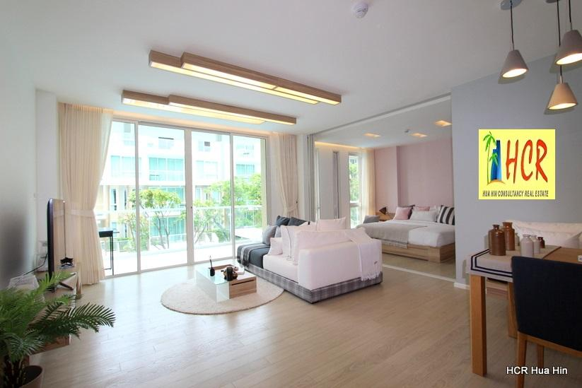 Beautiful New Exclusive 1 or 2 bedroom condo