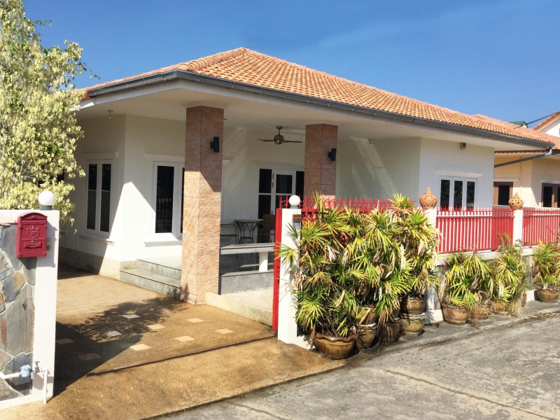 House for sale soi 102 in hua hin 5,5 M