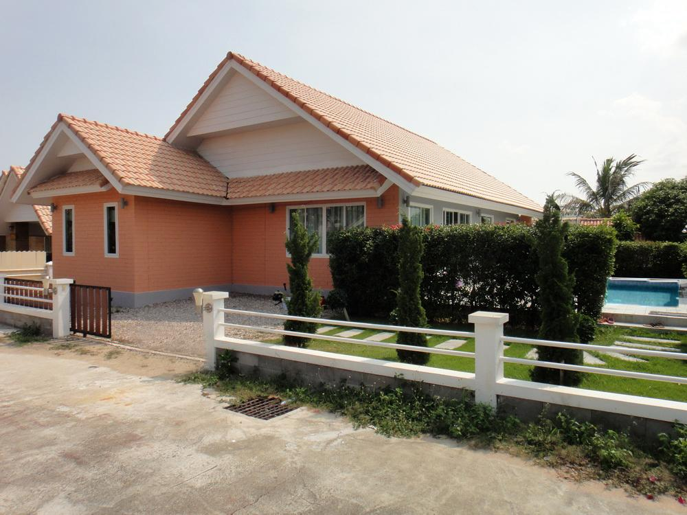 Villa 3 bedrooms with pool and garden