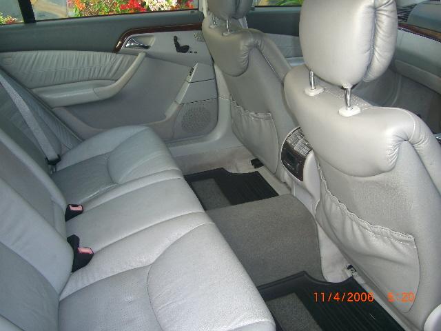 Mercedes Benz S-Class S320 2002