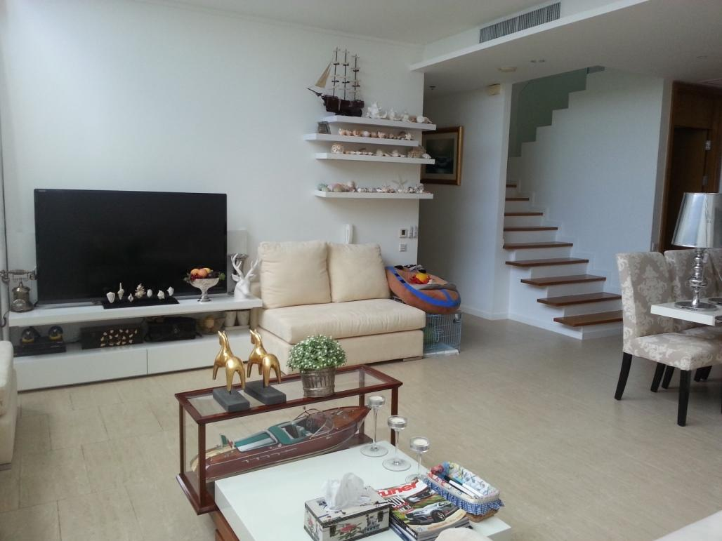 3bed duplex for rent beachfront condo