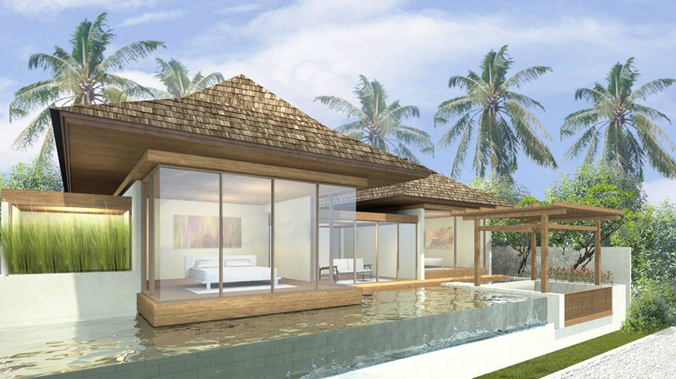 Nice Pool Villas Project Khanom Beach