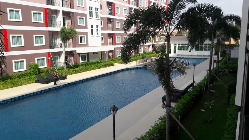 New Condo For Rent CC Condo 2 Soi KhaoNoi Swimming Pool View