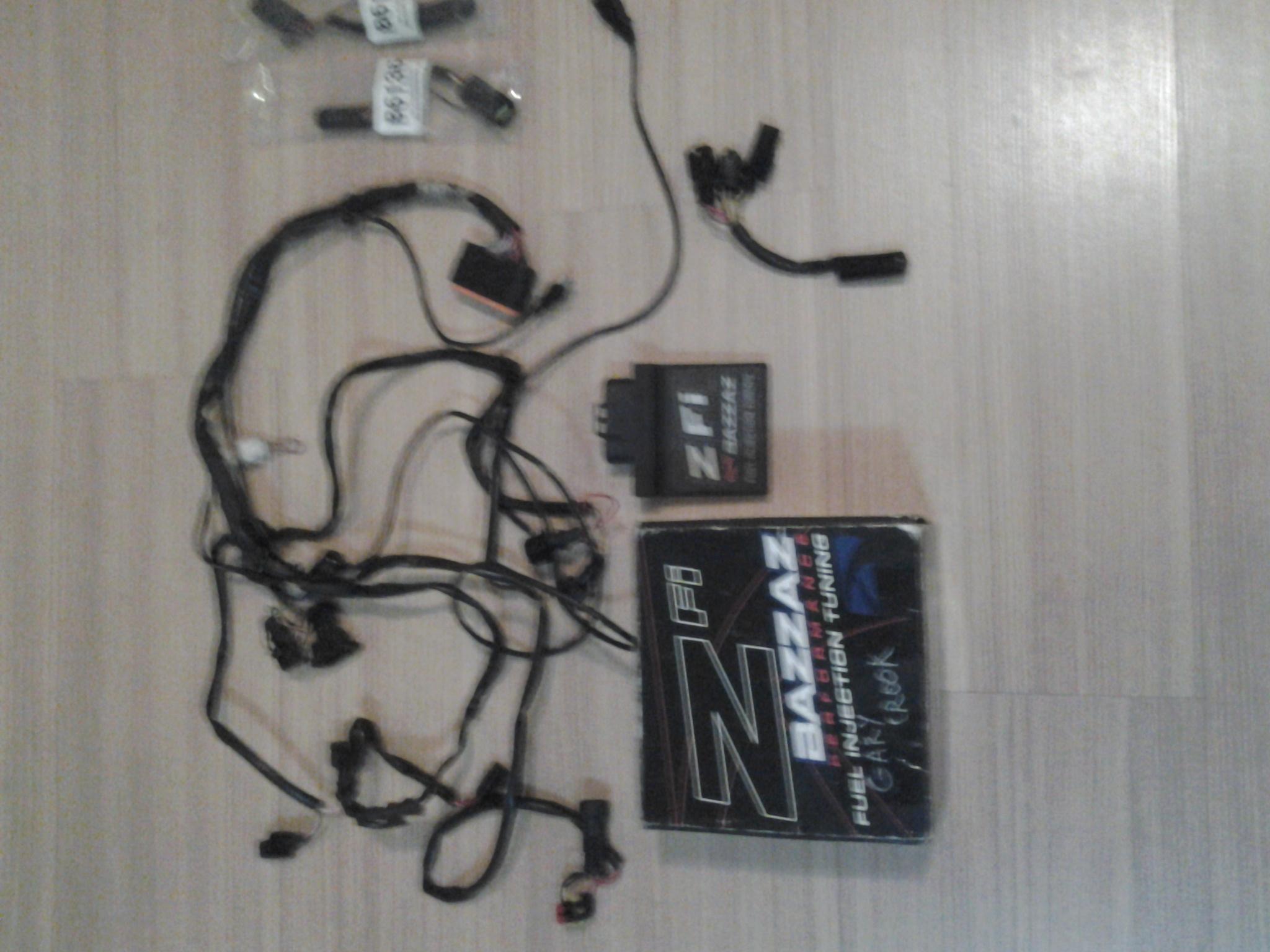 Reduced! Bazzaz ZFI for Ducati EVO - Monster 795-796
