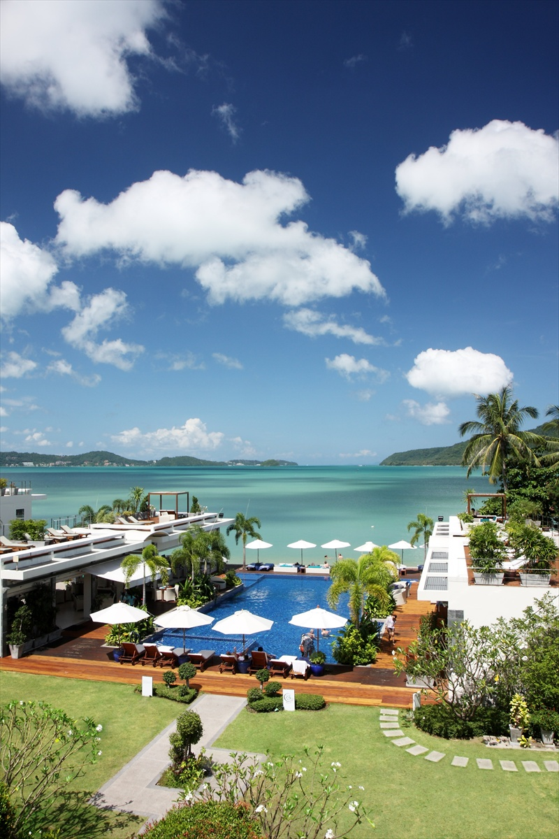 Beach front apartments for sale in Rawai