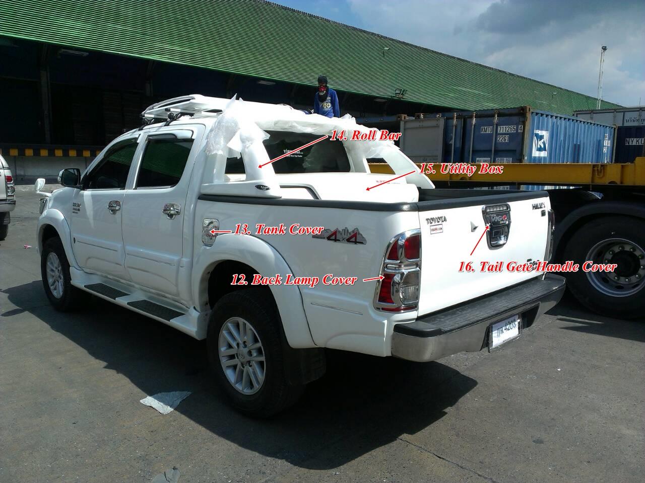 Want to buy Toyota hilux vigo champ ?