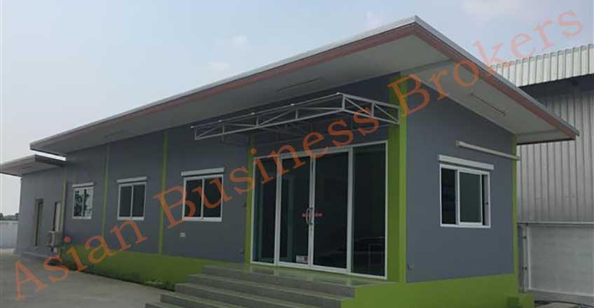 4614001 Warehouse for Rent Rojana Industrial Park, Ayuttaya