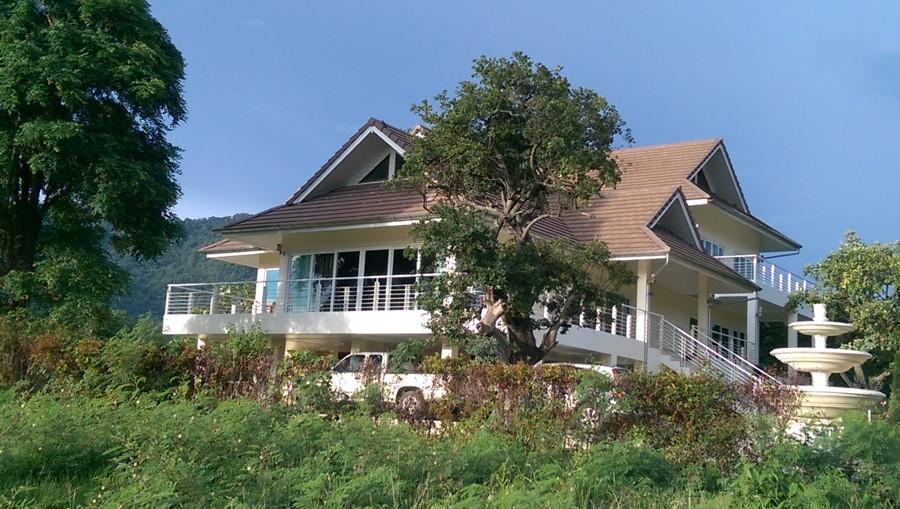 Khao Yai: 4 BR detached house (incl 2 BR SpaHouse) - Chanot