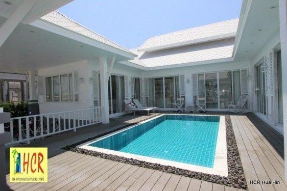 Promotion Sale! Beautiful Pool Villa's for Sale Hua Hin