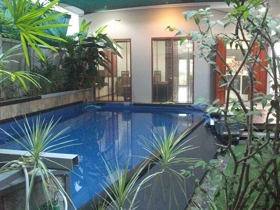 Nai Yang Beach 2 BR Pool Villa For Rent 20,000 Baht/Month