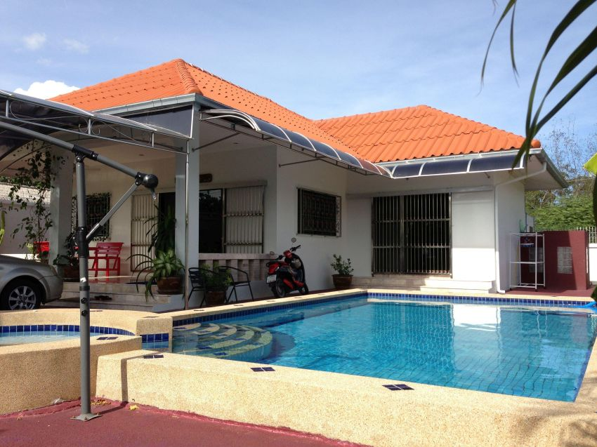 Poolvilla in Hua Hin, Palm Hill Golf