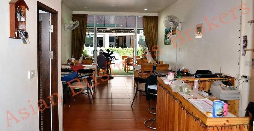 5007007 Popular Restaurant in Good Hua Hin Location