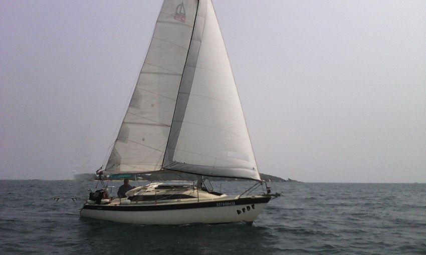 Segelyacht Dehler 25 made in Germany