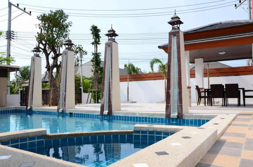 Huay yai house for rent
