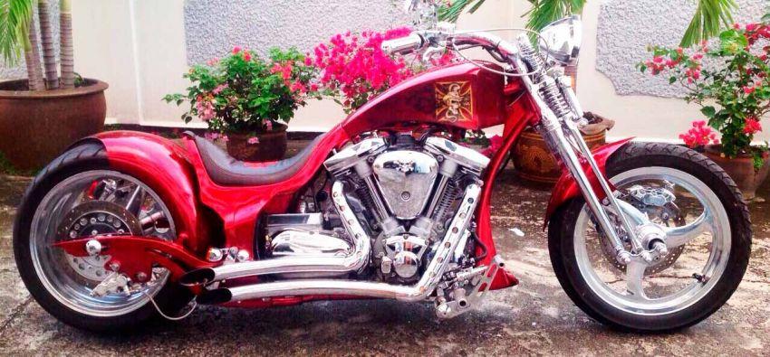 Custom Bike 2015