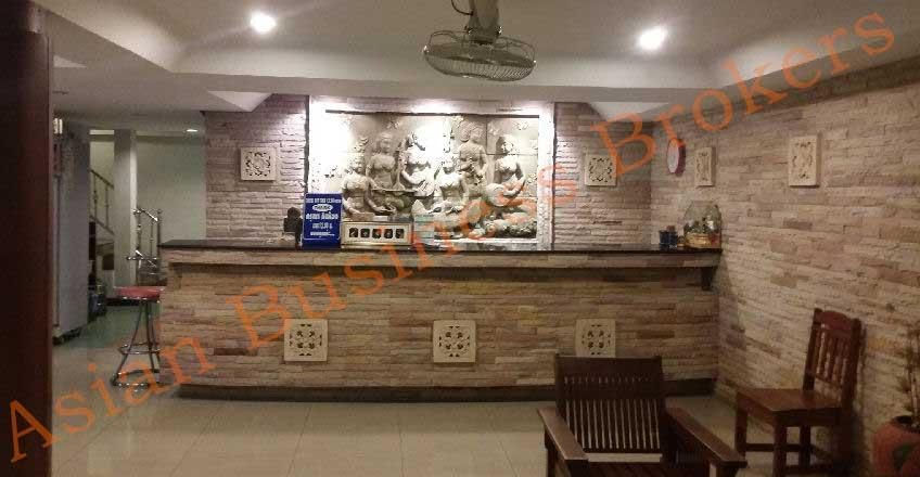 1202040 Freehold 21-Room Guest House for Sale in Pattaya