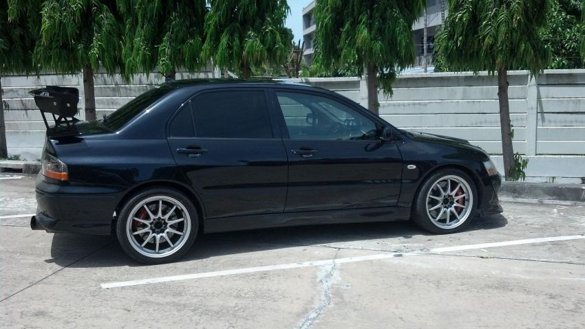 Special Evo 8 for sale