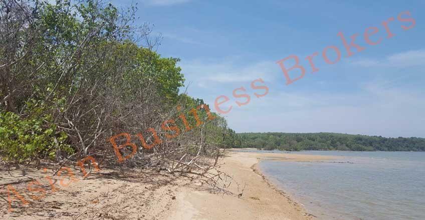 1801001 Beachfront Land for Rent in Krabi