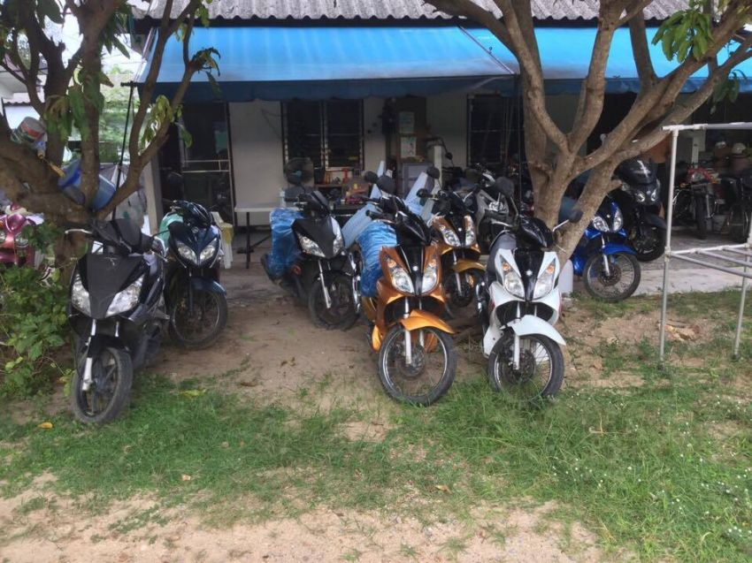 Motor Bike Rental Business for Sale