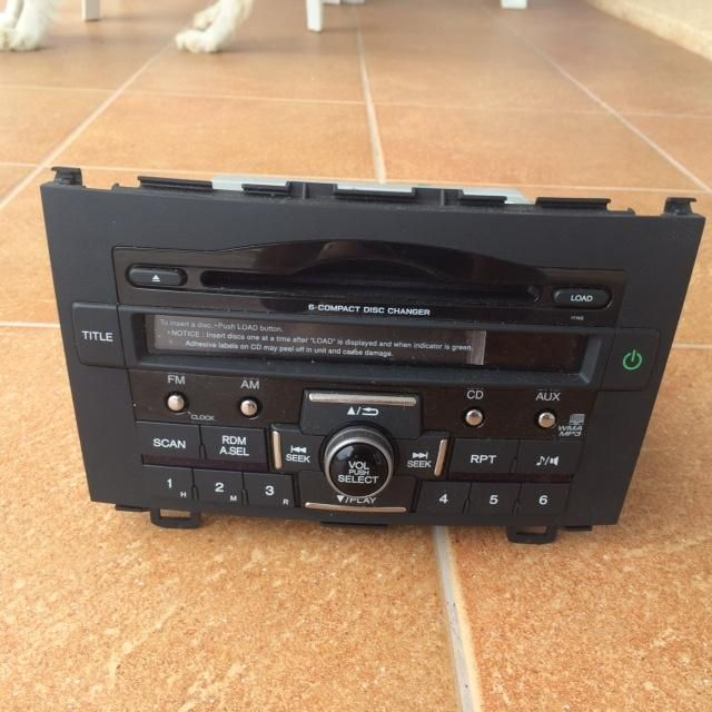 Auto-Radio-CD from Honda CRV 2012 Model New