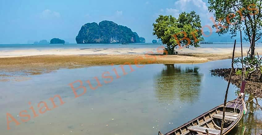 1801002 Land for Rent close to Andaman Sea Krabi