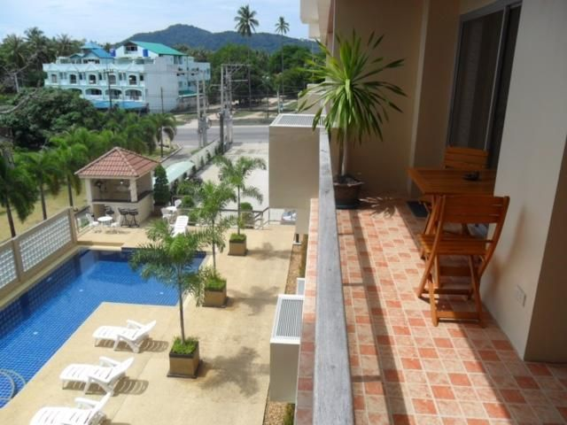 A two bed apartment for sale in Rawai