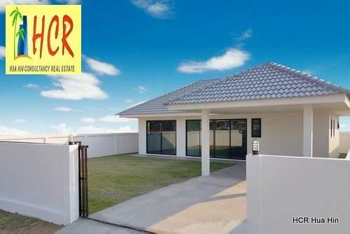 Resonable priced unfurnished New villa option Pool