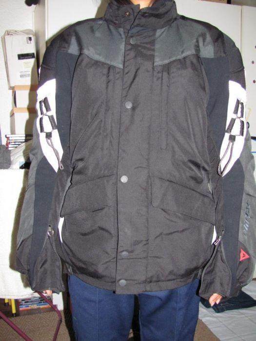 Dainese Waterproof Cordura Jacket For Sale !