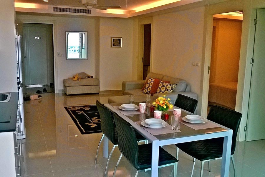 Cosy Beach Two Bedroom Condo For Rent Or Sale