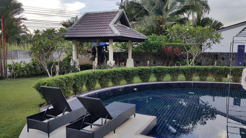 Pool villa, 5 bedroom, 5 bathrooms
