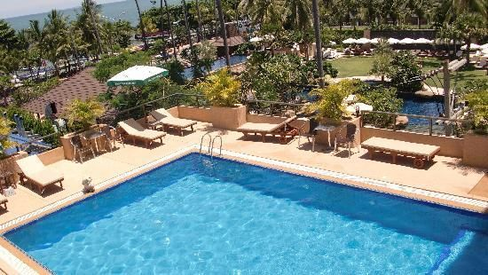 Beach Front Hotel for sale