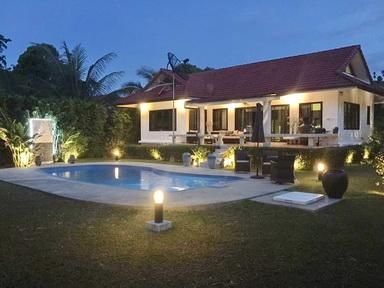 2 bedroom pool villa for rent in Koh Samui