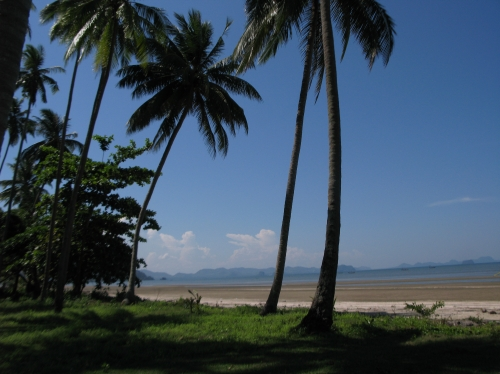 Beachfront Land Near Lang Suan, Chumphon.