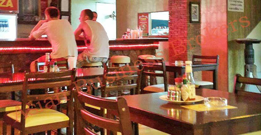 5007015 Large Corner Restaurant/Bar Near The Beach Hua Hin