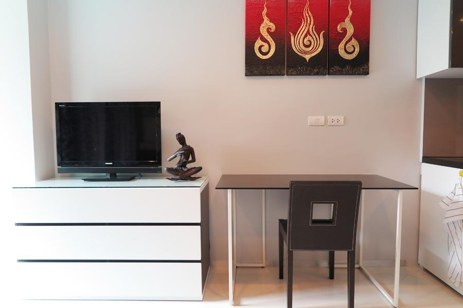 Modern Wongamat Studio For Rent