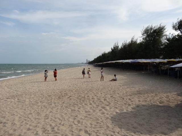 Cha-am Beach Central 1 Rai