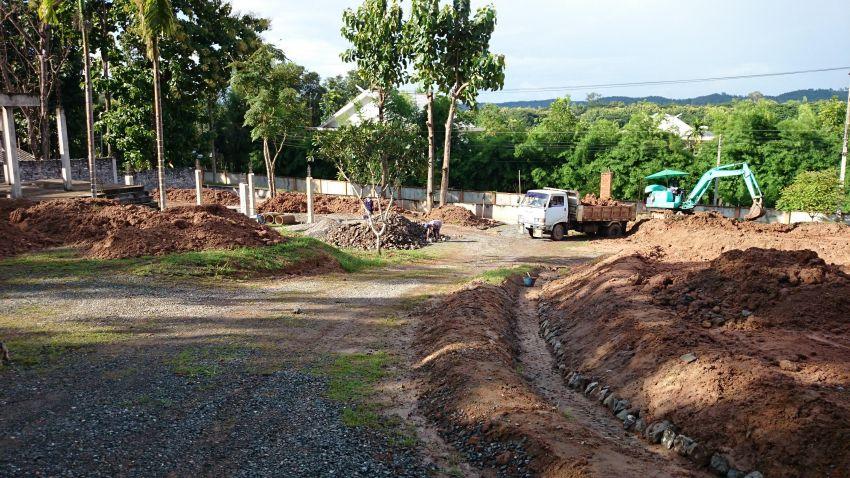 Mae Rim Premium House under Construction