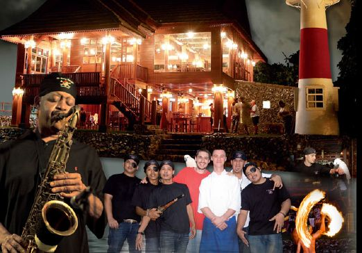 180 seats Restaurant and Bar in Ko Chang