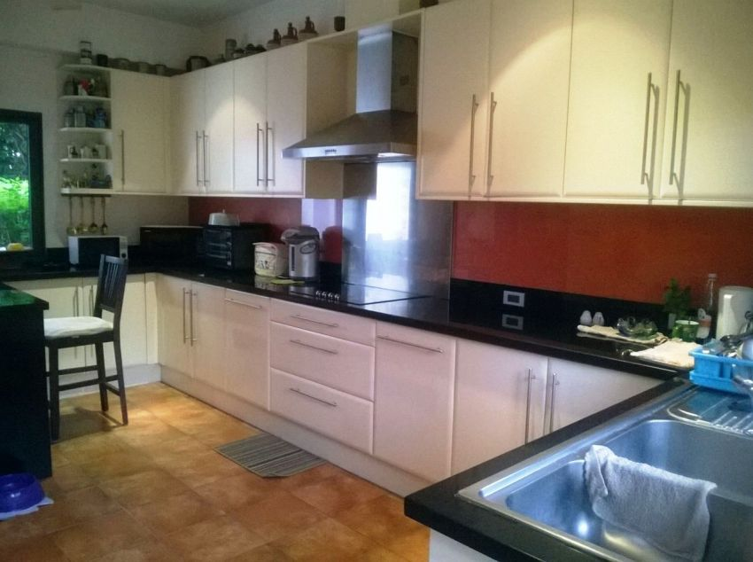 For sale very well finished 2 storey house on 3 Rai