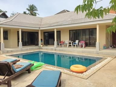 2 bedroom pool villa Bangrak for rent