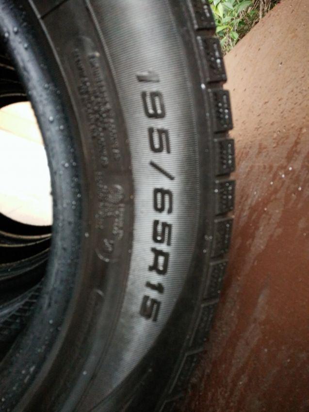 Goodyear tyres , Duraplus 195/65/15